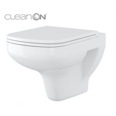 Чаша подвесного унитаза Cersanit Colour CleanOn