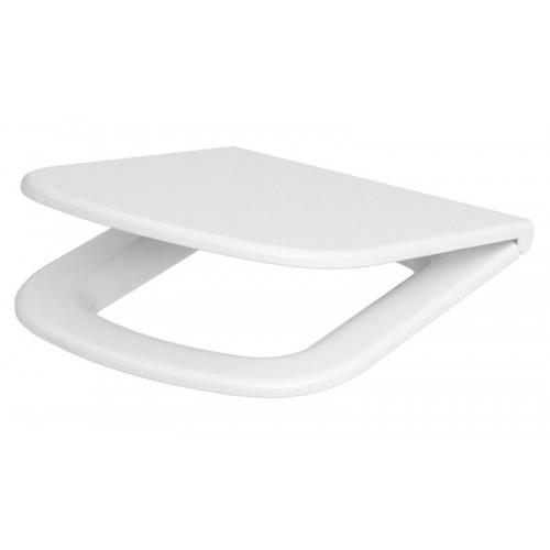 Сиденье для унитаза Cersanit Colour K98-0091 Duroplast, белое