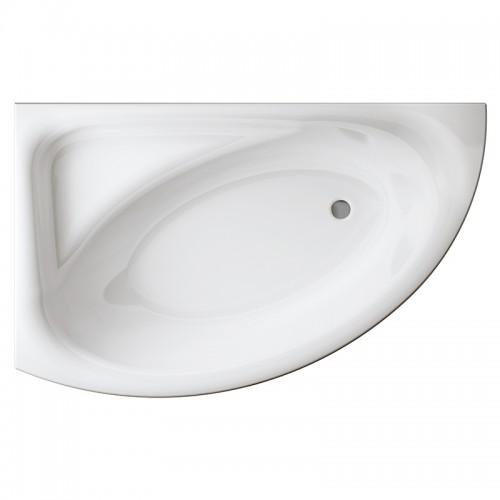 Ванна асимметричная Cersanit MEZA 160 X 100 левая S301-124