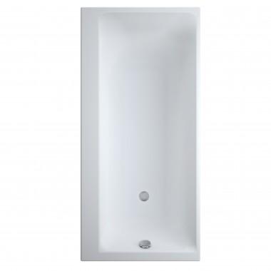 Ванна Cersanit Smart 170 x 80 Левая прямоугольная S301-047 P-WP-Smart170-L