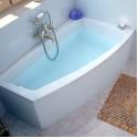 Ванна Cersanit Lorena 150 x 90 асимметричная, левая S301-084