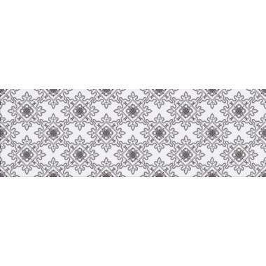 BLACK AND WHITE PATERN E 20x60