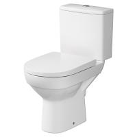 Унитаз-компакт Cersanit CITY Clean On 011, 3/5 л, + сиденье Duroplast, soft-close белое