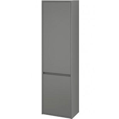 Пенал Cersanit Crea S924-025 40/25 серый матовый