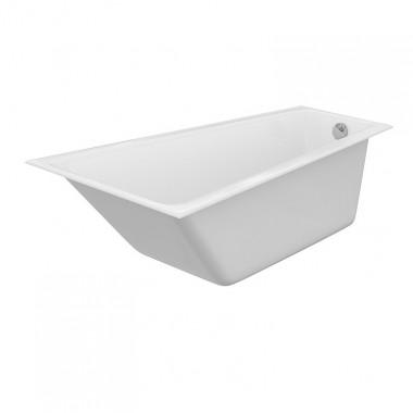 Ванна Cersanit Crea левая 160 x 100 S301-232