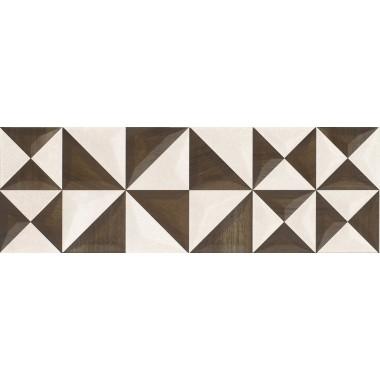 Плитка Opoczno Geometrica Beige Inserto Geo 25X75