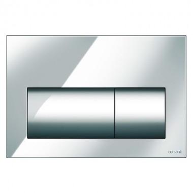 Кнопка для инст. системы Cersanit Presto глянцевый хром, K97-374