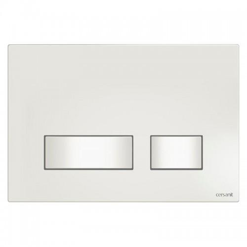 Кнопка Movi для инст. сист. Cersanit белая, S97-010