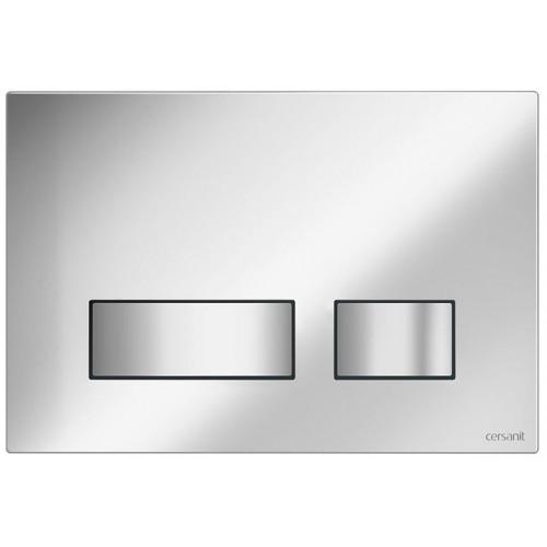 Кнопка Movi для инст. сист. Cersanit матовый хром, S97-011