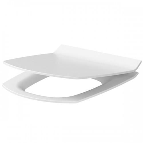 Сиденье для унитаза Cersanit Carina K98-0135 Duroplast Slim , soft-close