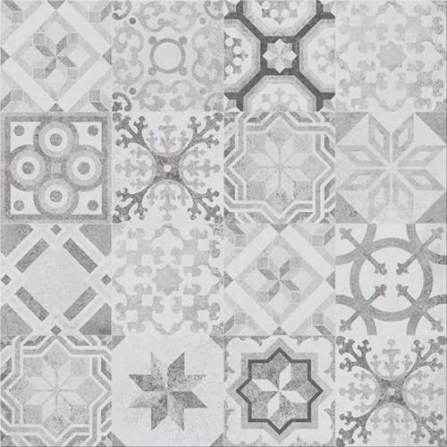 Декор CONCRETE STYLE INSERTO PATCHWORK 42x42