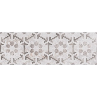 Декор CONCRETE STYLE INSERTO GEOMETRIC 20x60