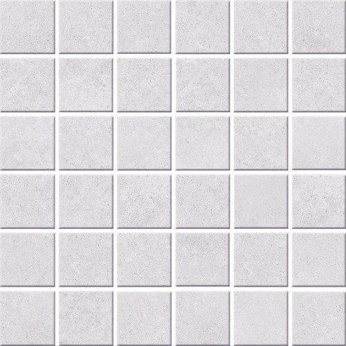 Декор EMBER LIGHT GREY MOSAIC SATIN 20x20