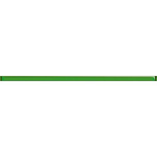 Фриз GLASS LIGHT GREEN BORDER NEW 2x60