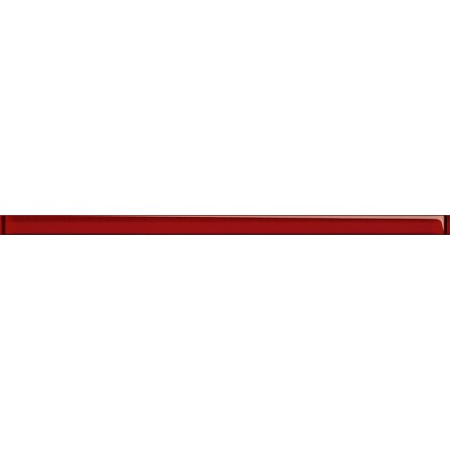 Фриз GLASS RED BORDER NEW 2x45