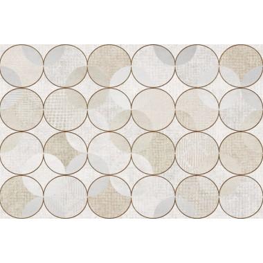 Декор LUSY INSERTO CIRCLES 30x45