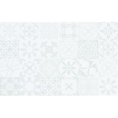 Плитка SANSA WHITE PATTERN GLOSSY 25x40