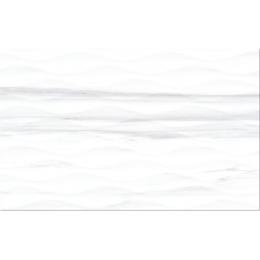 Плитка TERI WHITE STRUCTURE GLOSSY 25x40